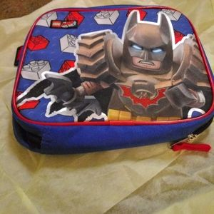 Brand New Batman insulated lunch box